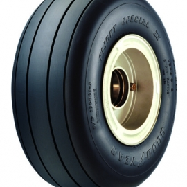 1700-16 12 PLY Goodyear Ribbed 160 TUBE TYPE