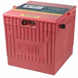 Gill G 6381E 24v Battery- Does not include Acid