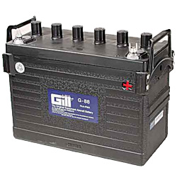 Gill G 88 Battery -Includes Acid