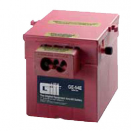 Gill GE 54E Battery -Includes Acid