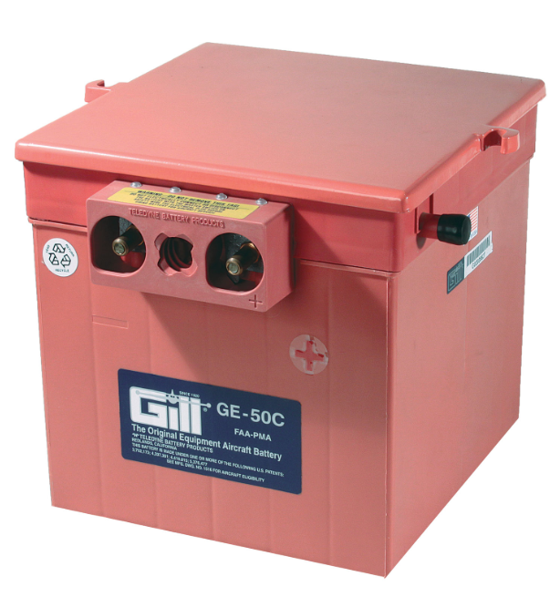 Gill GE 54E   Battery -Does Note Include Acid