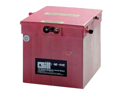 Gill GE 50E Battery -Includes Acid