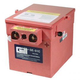 Gill GE 51C Battery -Includes Acid
