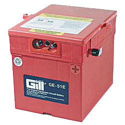 Gill GE 51E Battery -Includes Acid