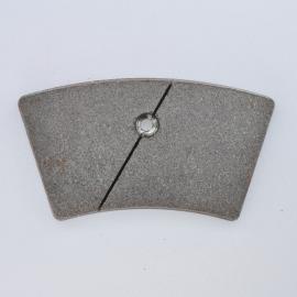 Rapco Brake Lining RA66-09000