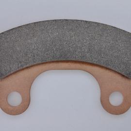 Rapco Brake Lining RA66-09100