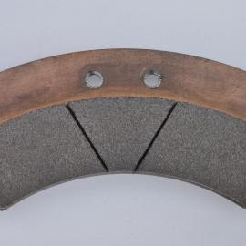 Rapco Brake Lining RA66-09200