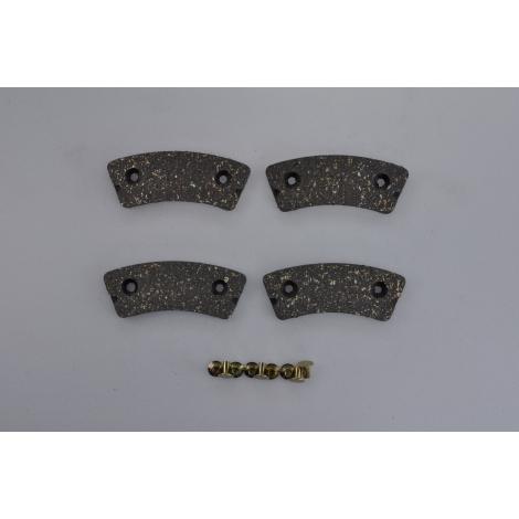 Rapco  Brake Pad KIT RA66-10500 (4 PCS)
