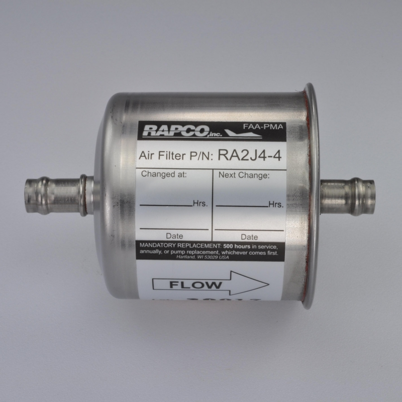 Rapco RA 1J4-4 CANISTER Filter