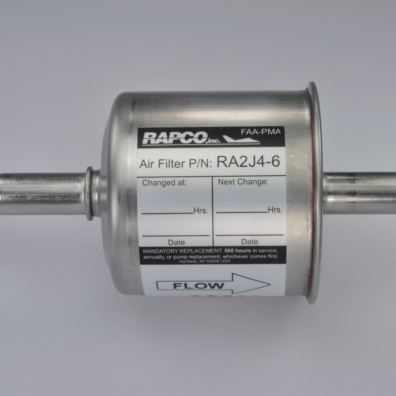 Rapco RA 1J4-6 CANISTER Filter