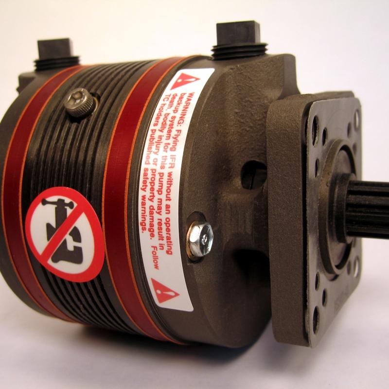 Rapco RA216CW Overhauled Dry Air Pump
