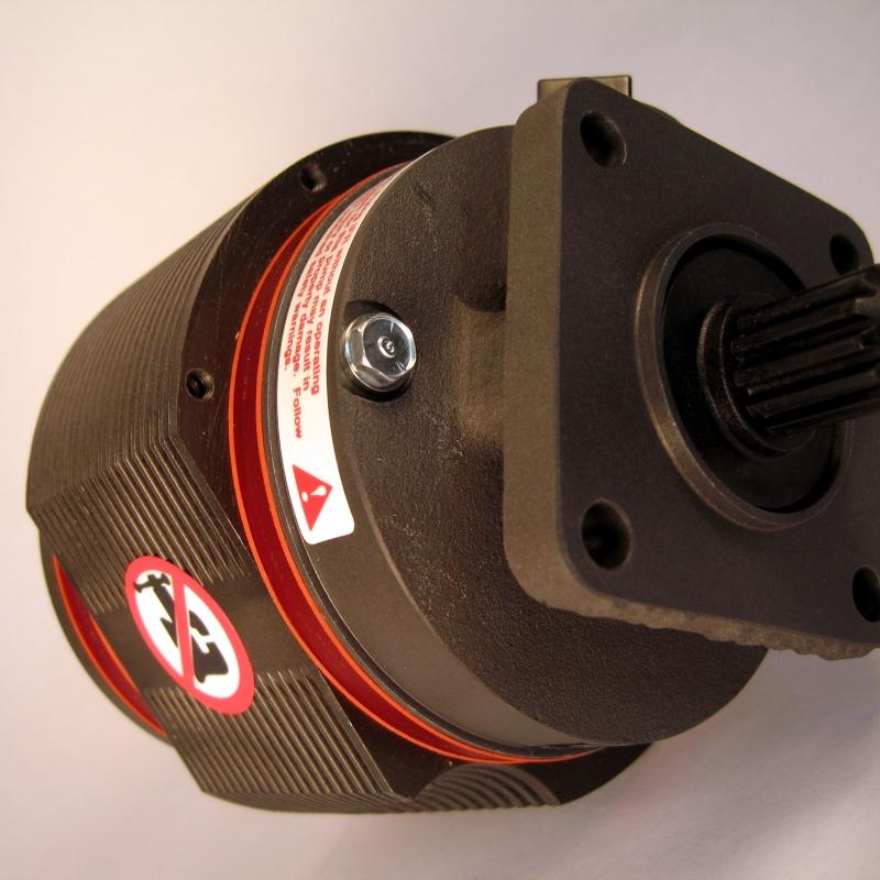 Rapco RA 441CC-7 Overhauled Dry Air Pump