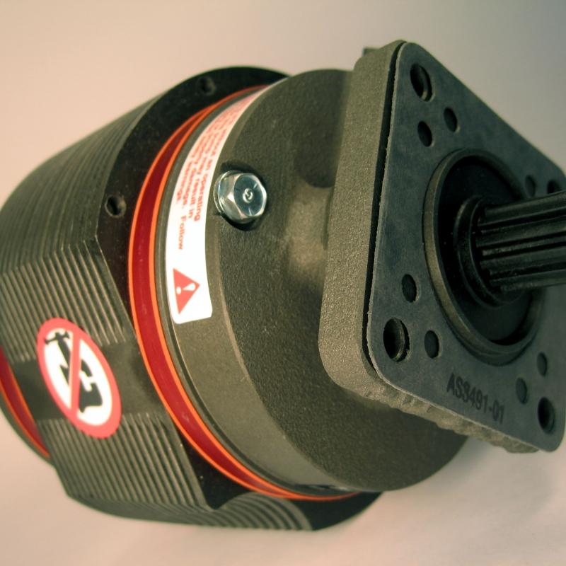Rapco RA442CW-6 Overhauled Dry Air Pump