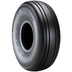 5.00x5 8 Ply Michelin Aviator 160 MPH TT/TL Tire