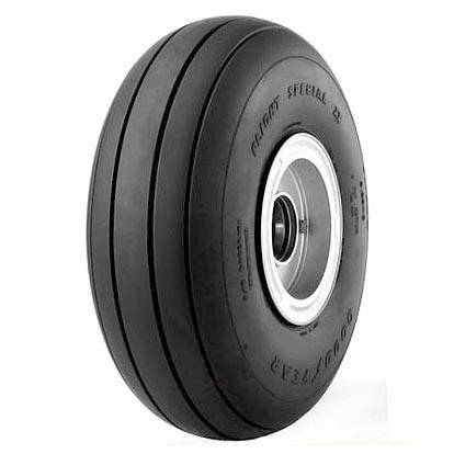 29x11-10 10 Ply Goodyear Aircraft Rib TLS Tire