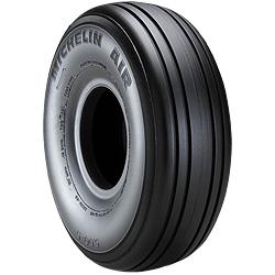 17.5x625-6 8 Ply Michelin Air,  160 Tubeless Tire