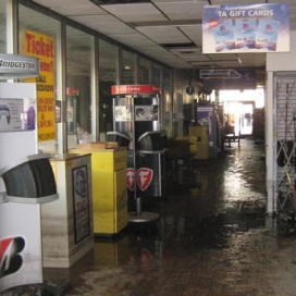 Convenience Store, BEFORE