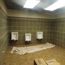 Petro Men's Room, DURING