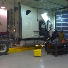Truck Shop, AFTER