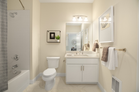 2 Bed + 2 Bath Residence G