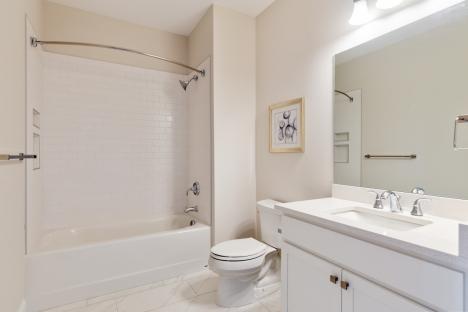 1 Bed + 1 Bath Residence B