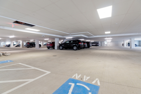 The Foundry Parking Garage