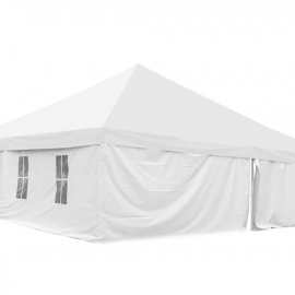 Premium Tubular Canopy Package (Blank)