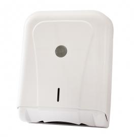 Bifold Paper Towel Dispenser White (Single Item)