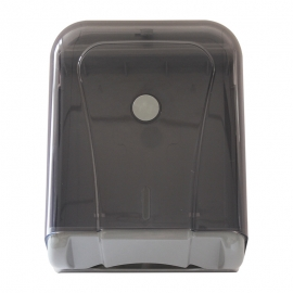 Bifold Paper Towel Dispenser Grey (Single Item)