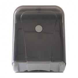 Bifold Paper Towel Dispenser Grey (Single Item)