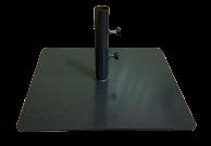 Metal Umbrella base (ideal for our octogonal umbrella)