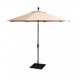 Octagonal Polyester Umbrella  (Silk Screened )
