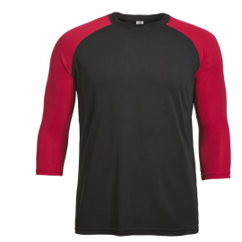 Warrior Men's 3/4 Sleeve (5ct)