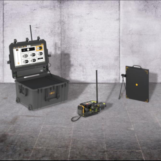 NOVO DR  ROVER II SYSTEM  22WS  BRIGHT XL