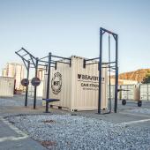 BeaverFit - Functional Training Locker - 10'