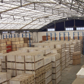 Cocoon - Corrosion-Free Parts & Equipment Storage