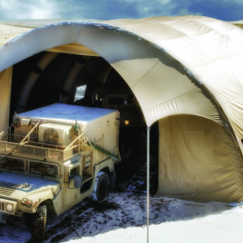 HDT Global - AirBeam™ 3236 Shelter