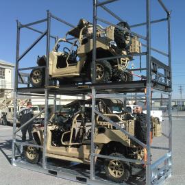 Spacesaver - Utility Terrain Vehicle Storage Rack