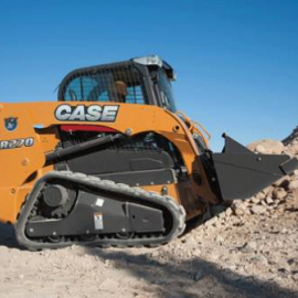 CASE Construction - Compact Track Loaders