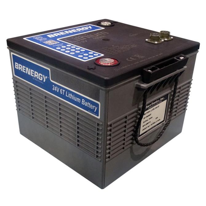 Bren-Tronics - Brenerg High Energy 24V 6T Lithium-Ion Battery Series